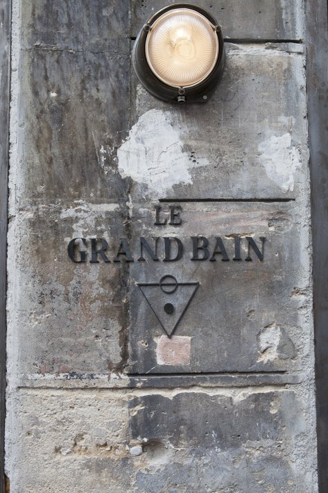 Restaurant le Grand Bain Edward Delling-Williams