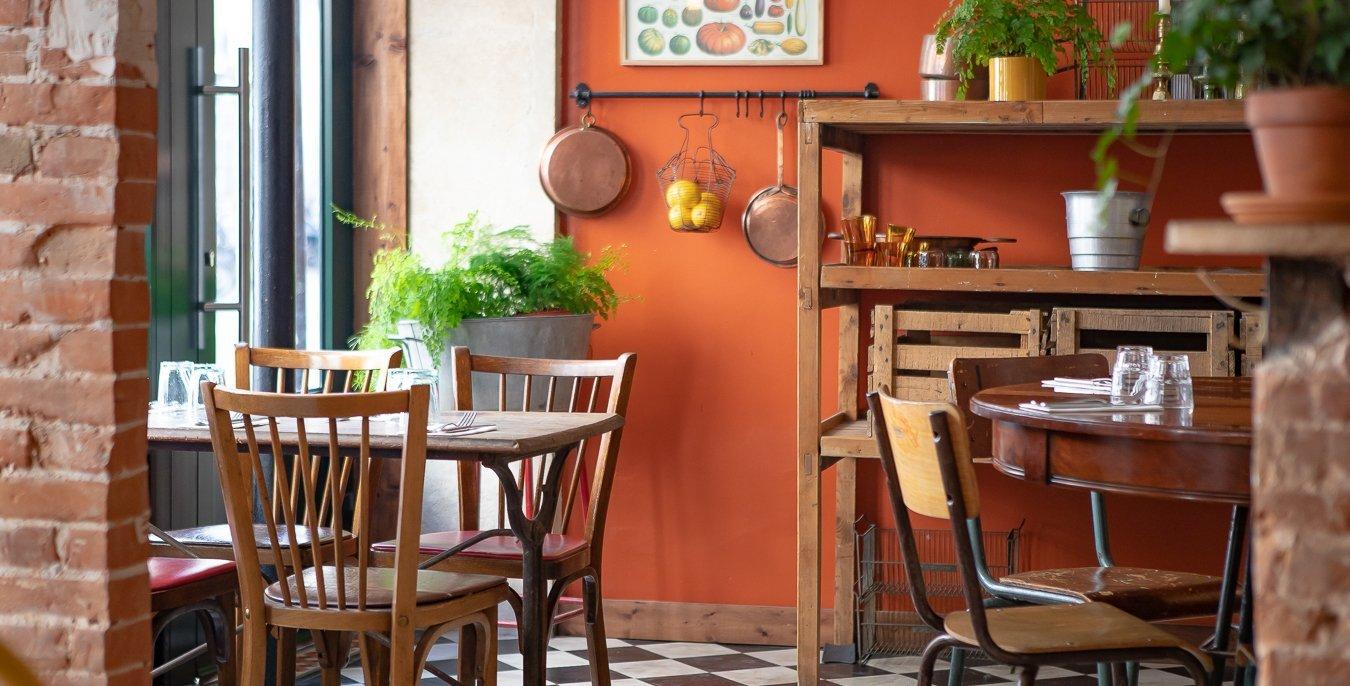 restaurant Mieux Paris