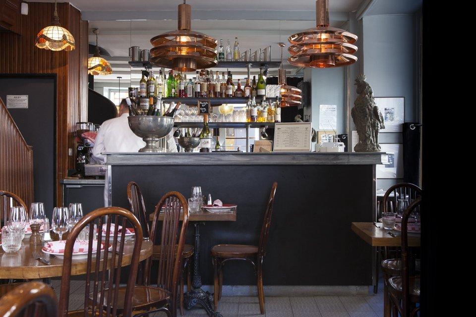bistrot Astier restaurant Paris