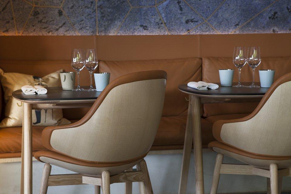 Shirvan café Métisse décoré par Noé Duchaufour-Lawrance