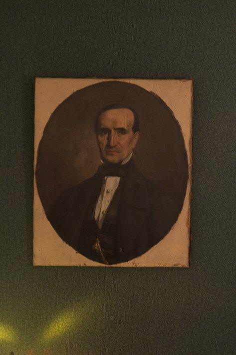 tableau portrait homme