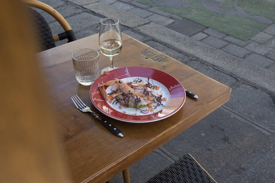 restaurant à paris bistrot Astier