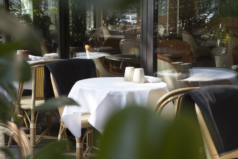 terrasse du Shirvan Café Métisse
