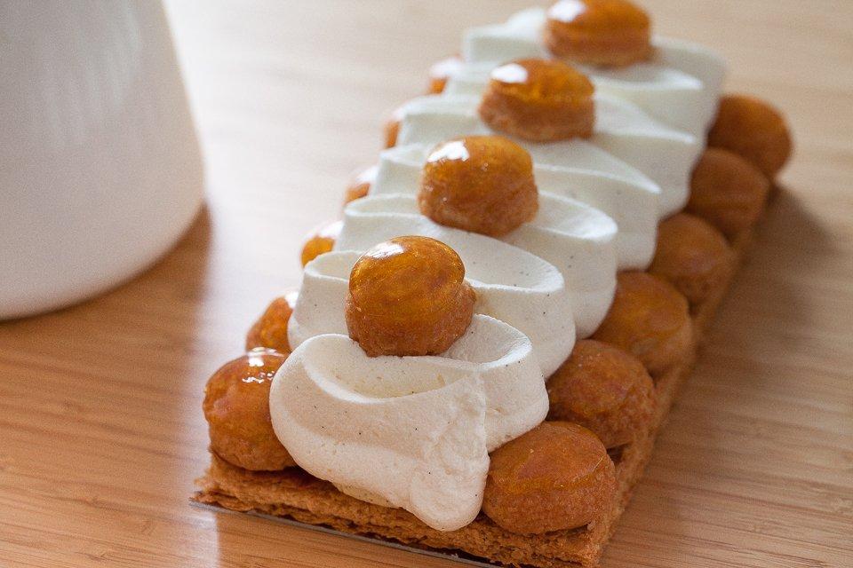 You Food les meilleurs saint honoré pâtisserie